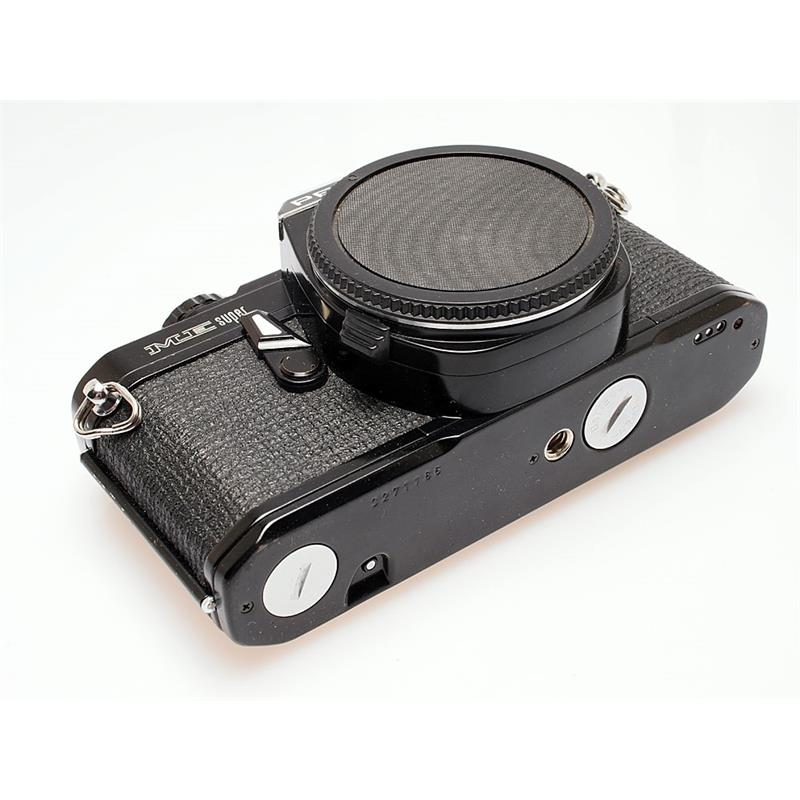 Pentax ME-Super Black Body Only Thumbnail Image 2