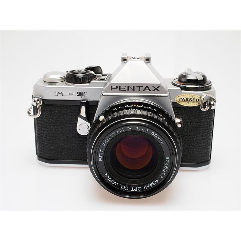 Pentax ME-Super Chrome + 50mm F1.7 Thumbnail Image 0