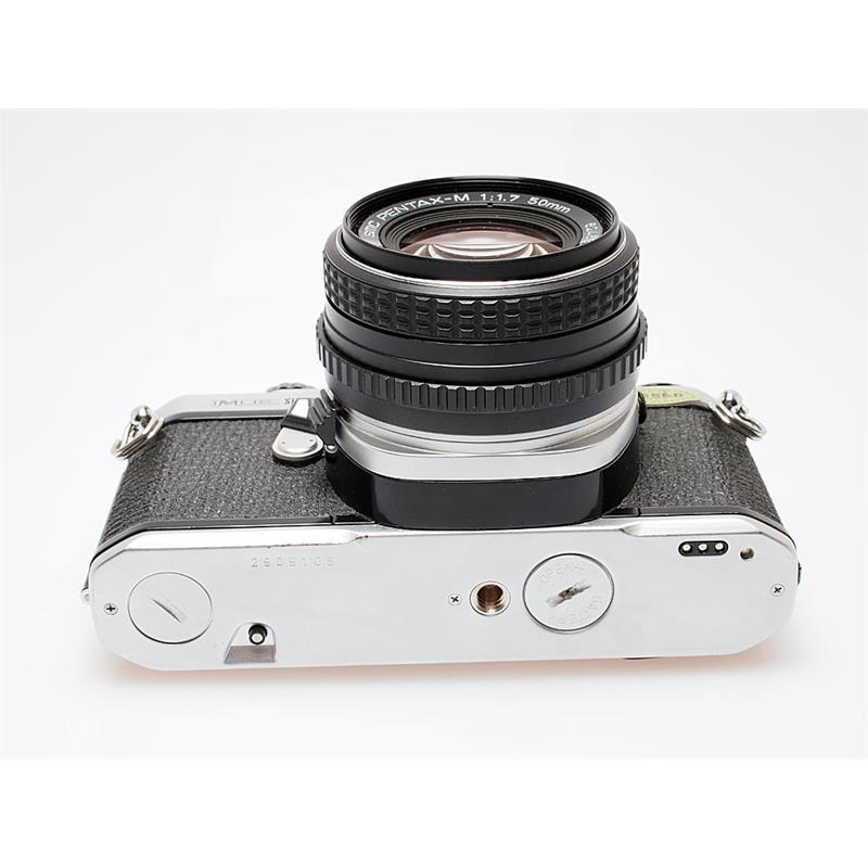 Pentax ME-Super Chrome + 50mm F1.7 Thumbnail Image 2