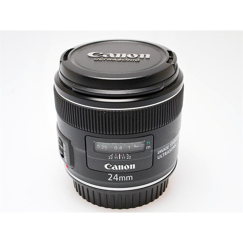 Canon 24mm F2.8 IS USM Thumbnail Image 0