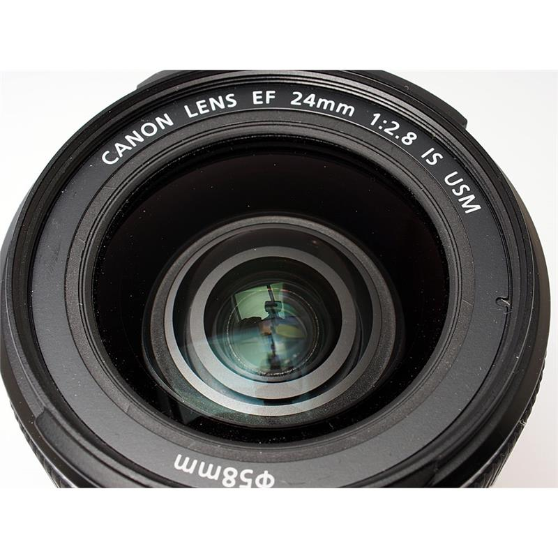 Canon 24mm F2.8 IS USM Thumbnail Image 1