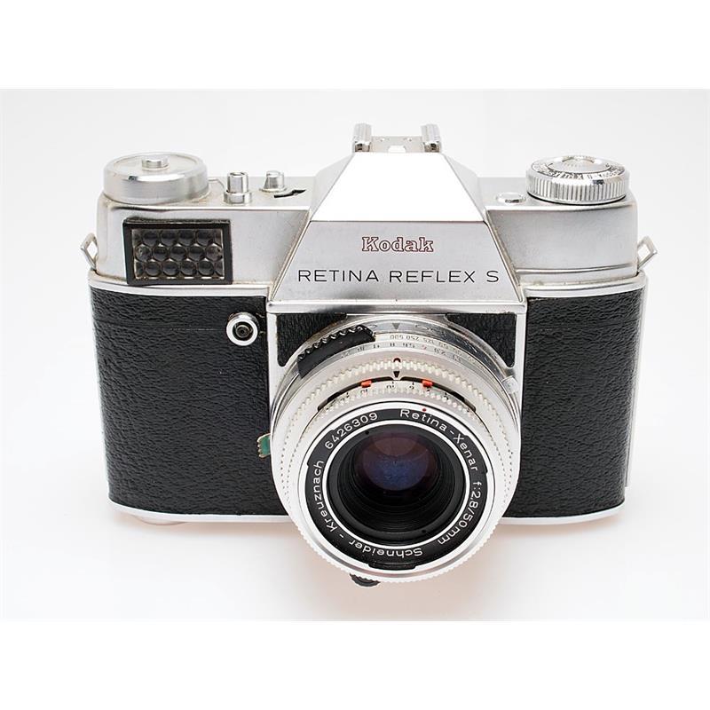 Kodak Retina Reflex S + 35mm f2.8, 50mm f2.8,  Thumbnail Image 1