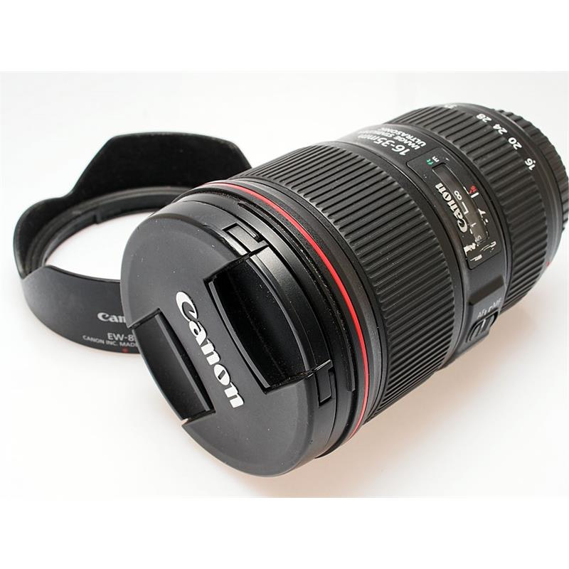 Canon 16-35mm F4 L IS USM Thumbnail Image 0