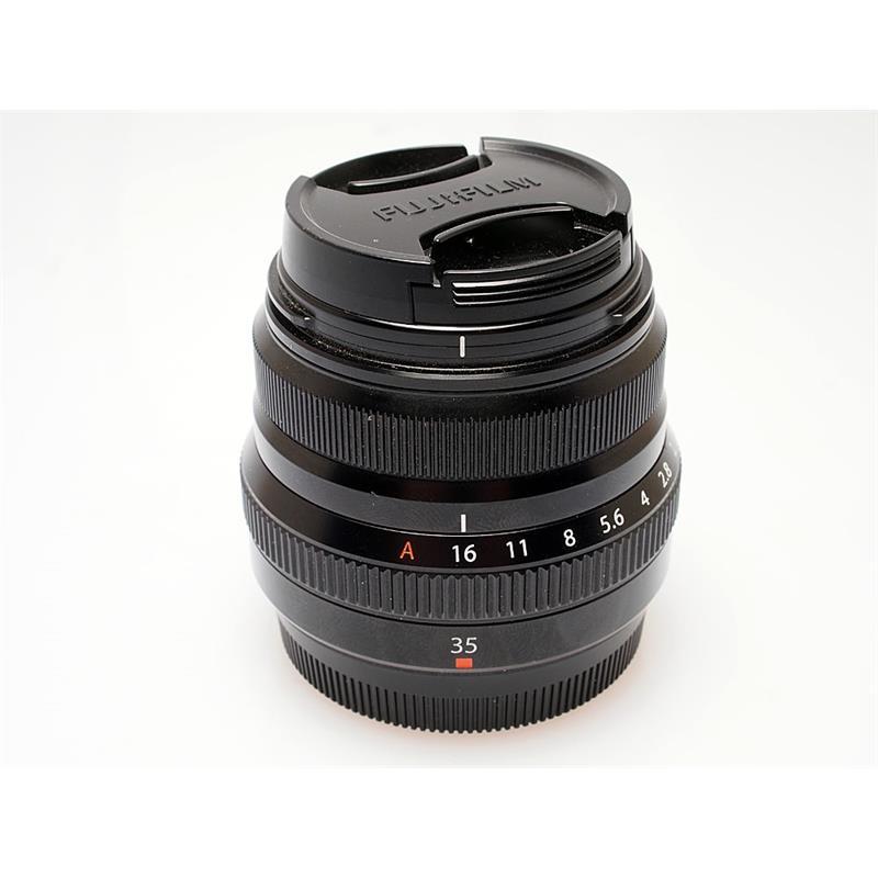 Fujifilm 35mm F2 XF WR - Black Thumbnail Image 0