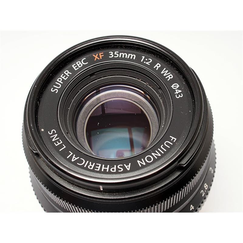 Fujifilm 35mm F2 XF WR - Black Thumbnail Image 1