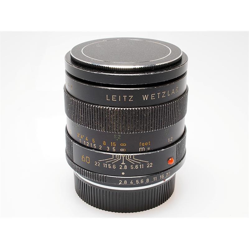 Leica 60mm F2.8 R 3cam Macro Thumbnail Image 0
