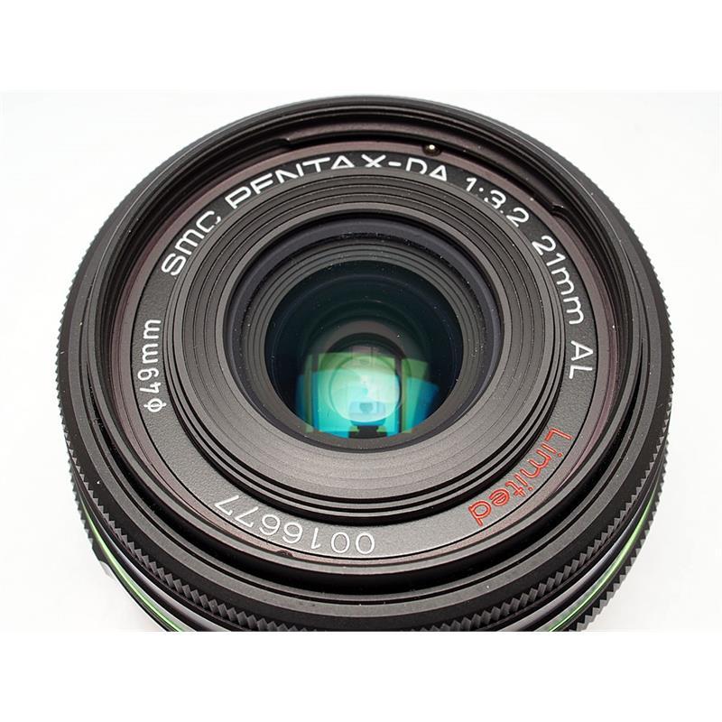 Pentax 21mm F3.2 DA AL LE Thumbnail Image 1