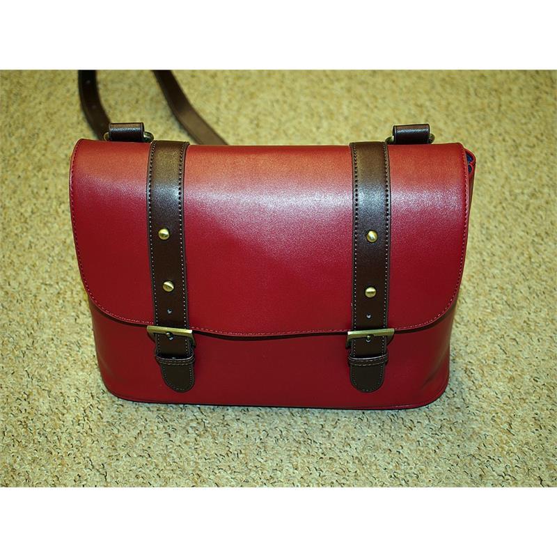 Small Red Shoulder Bag Thumbnail Image 0