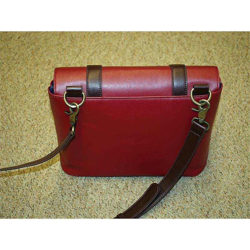 Small Red Shoulder Bag Thumbnail Image 1