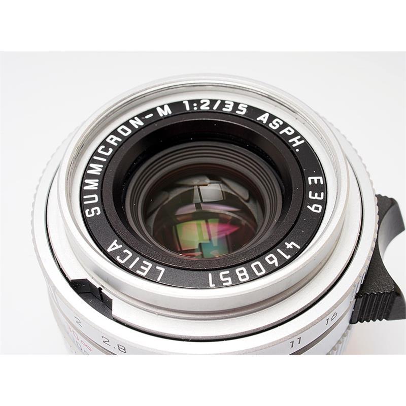Leica 35mm F2 Asph M Chrome (11674) Thumbnail Image 1