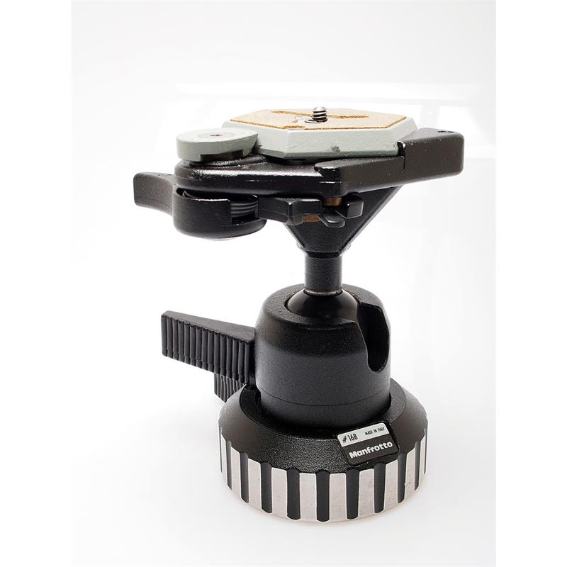 Manfrotto MN168 B&S Head Thumbnail Image 1