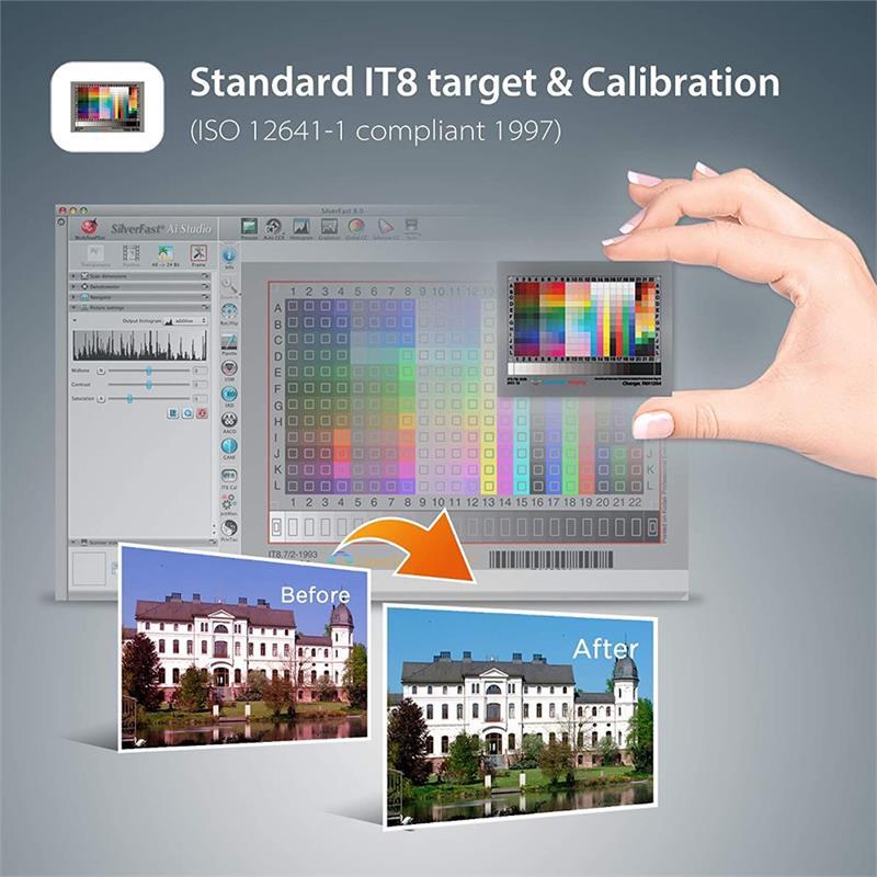 Plustek OpticFilm 120 Pro Scanner Thumbnail Image 2