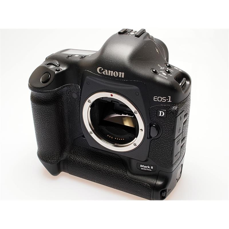 Canon EOS 1D II Body Only Thumbnail Image 0