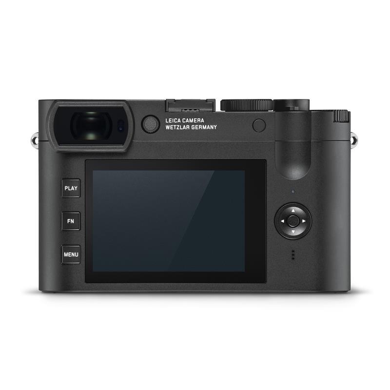 Leica Q2 Monochrome - Black 19055 - Pre Order Thumbnail Image 2