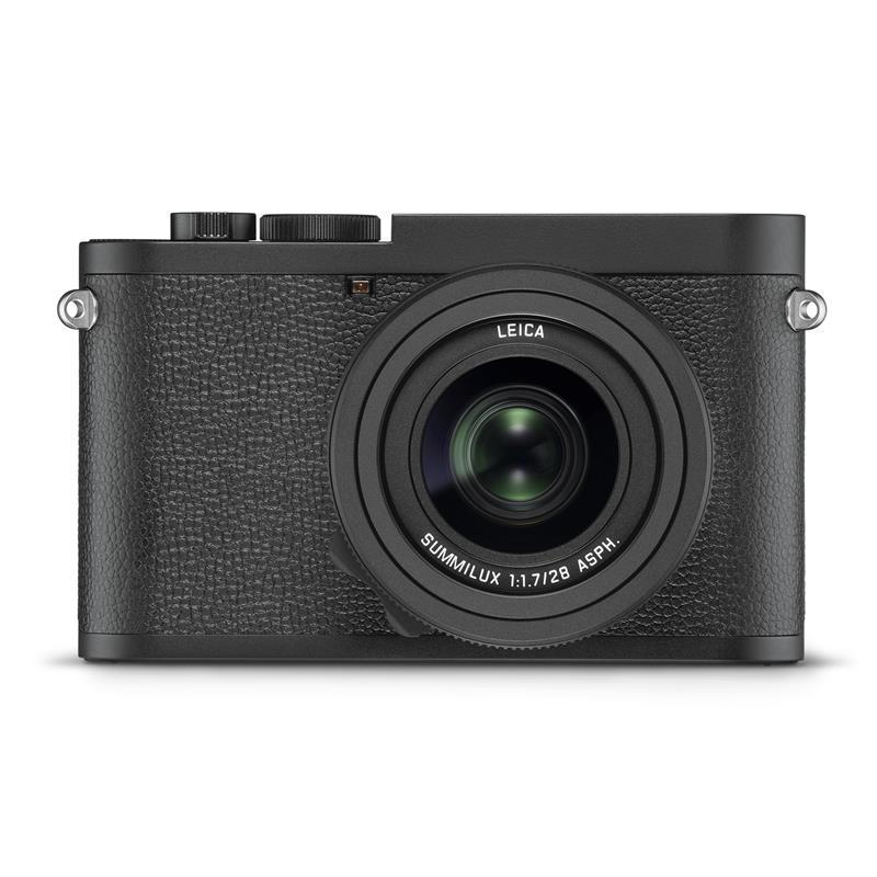Leica Q2 Monochrome - Black 19055 - Pre Order Thumbnail Image 0