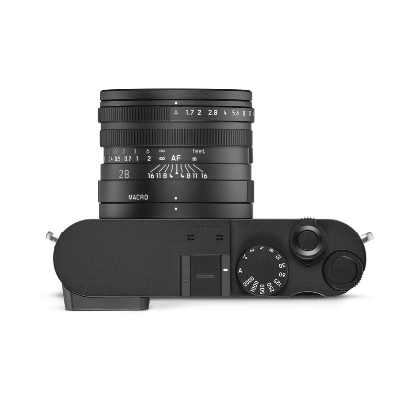 Leica Q2 Monochrome - Black 19055 - Pre Order Thumbnail Image 3