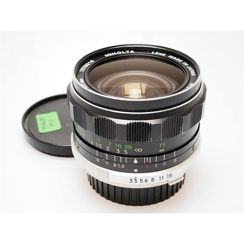 Minolta 28mm F3.5 MC SG Thumbnail Image 0