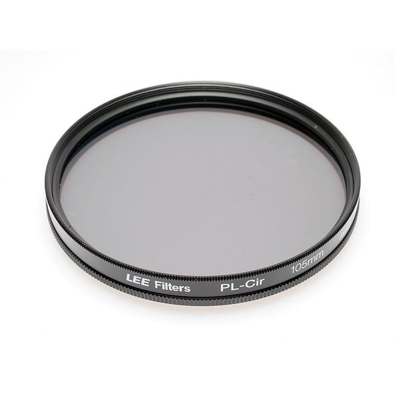 Heliopan 105mm Circular Polariser + 105mm Ring Thumbnail Image 0