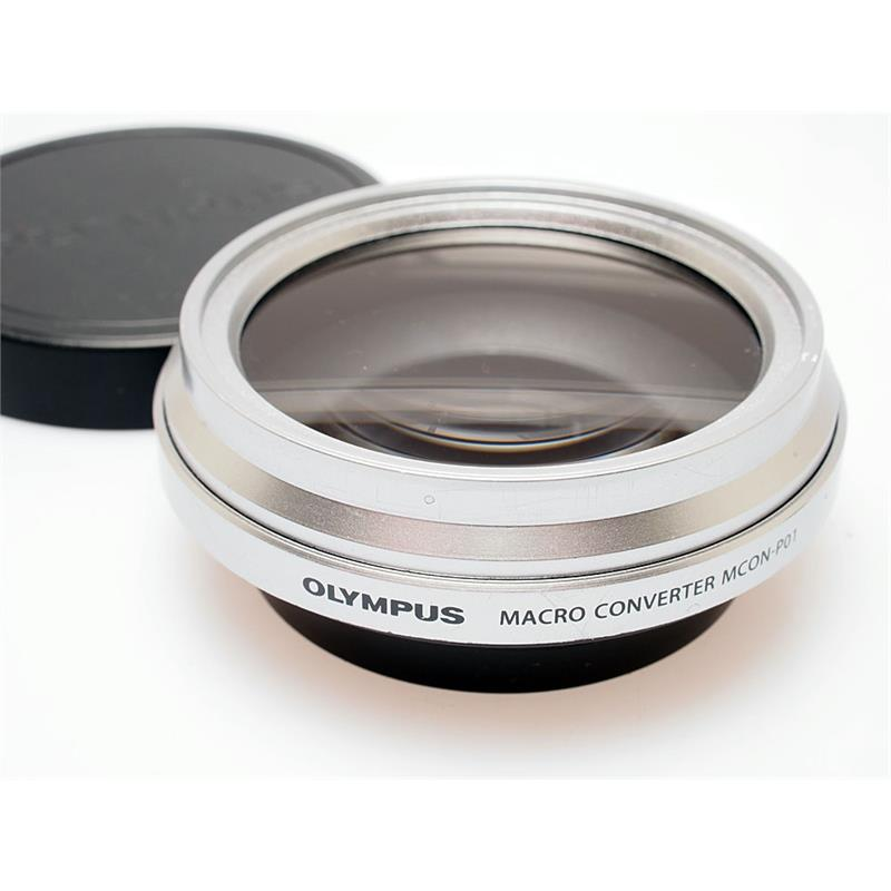 Olympus MCON-P01 Macro Converter for 14-42II & 4 Image 1