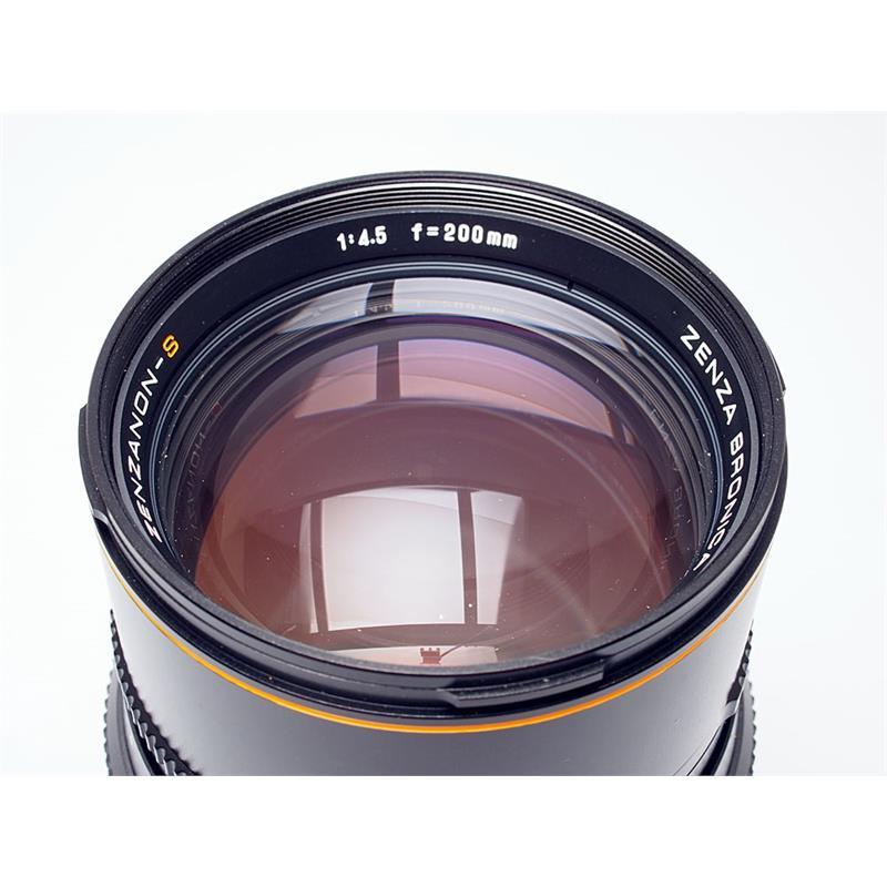Bronica 200mm F4.5 S Thumbnail Image 1