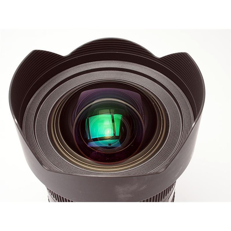 Sigma 12-24mm F4.5-5.6 EX DG HSM - Nikon AF Thumbnail Image 1