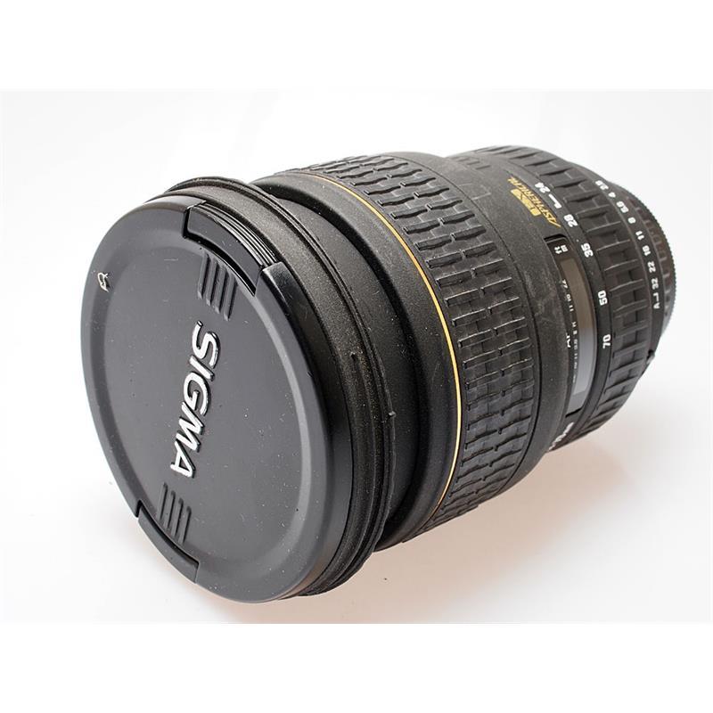 Sigma 24-70mm F2.8 EX DG - Pentax AF Thumbnail Image 0