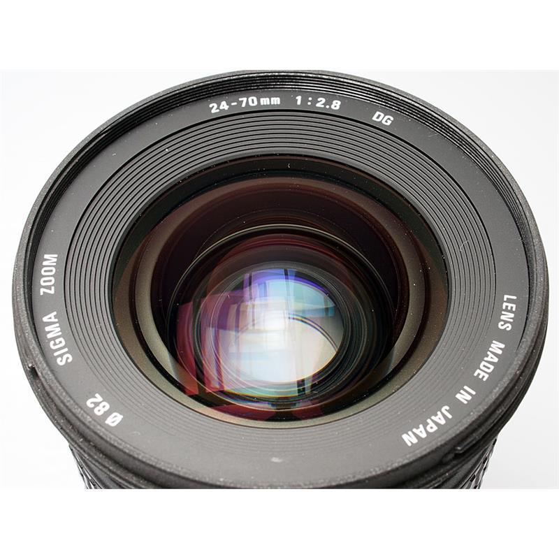 Sigma 24-70mm F2.8 EX DG - Pentax AF Thumbnail Image 1