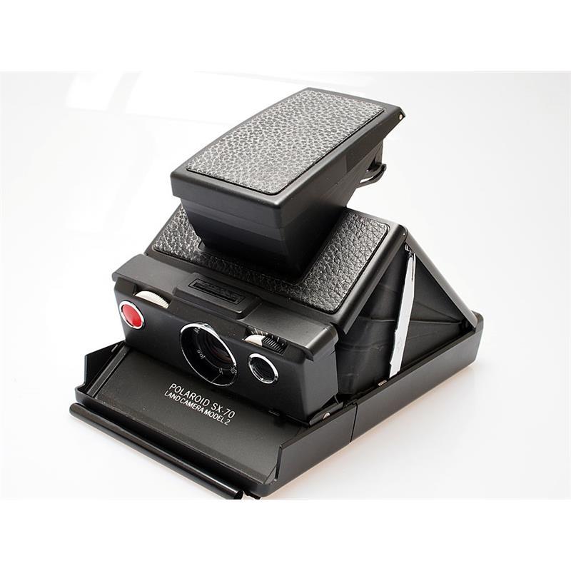 Polaroid SX70 Model 2 + Accessory Kit Thumbnail Image 0