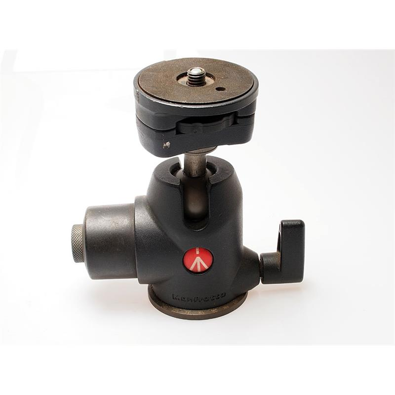 Manfrotto 468MG Hydrostatic Ball Head Thumbnail Image 1