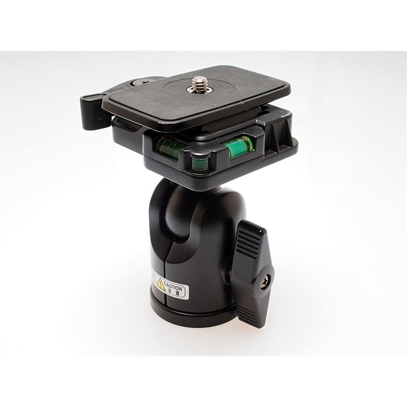 Velbon QHD-53D Ball & Socket Head Thumbnail Image 1