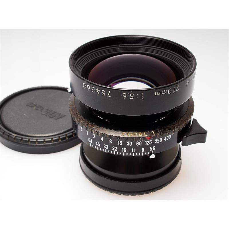 Nikon 210mm F5.6 W Thumbnail Image 0