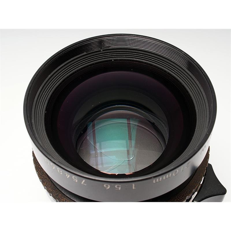 Nikon 210mm F5.6 W Thumbnail Image 1