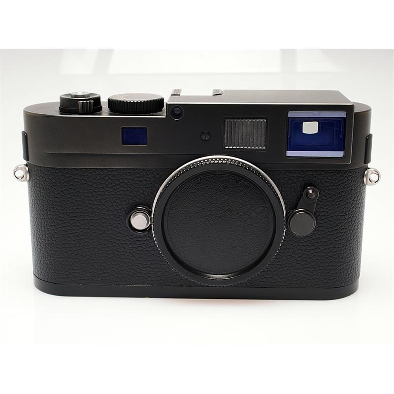 Leica M Monochrom Black Body Only Thumbnail Image 0