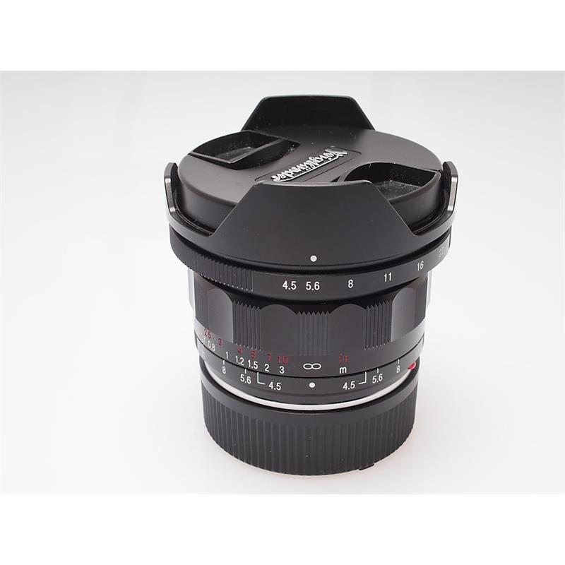 Voigtlander 15mm F4.5 VM III Thumbnail Image 0