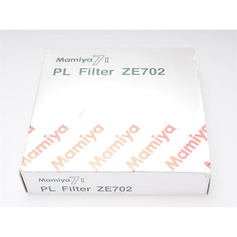 Mamiya ZE702 Polarising Filter Thumbnail Image 1