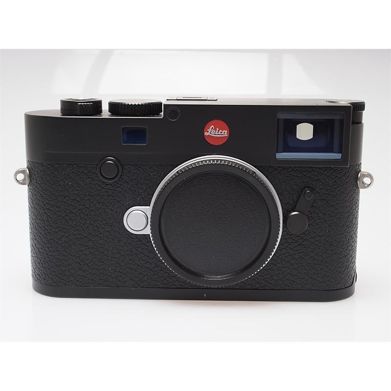 Leica M10 Body Only - Black Thumbnail Image 0