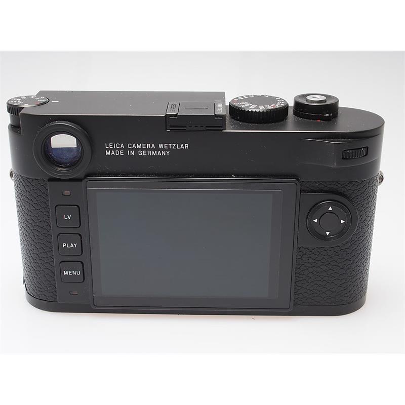 Leica M10 Body Only - Black Thumbnail Image 1