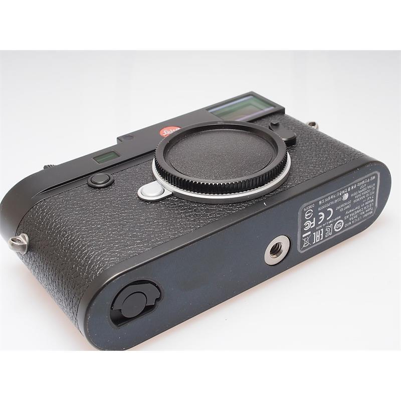 Leica M10 Body Only - Black Thumbnail Image 2