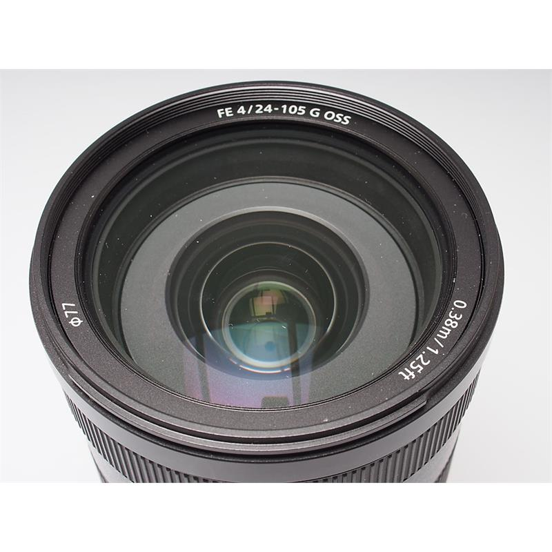 Sony 24-105mm F4 G OSS FE Thumbnail Image 1