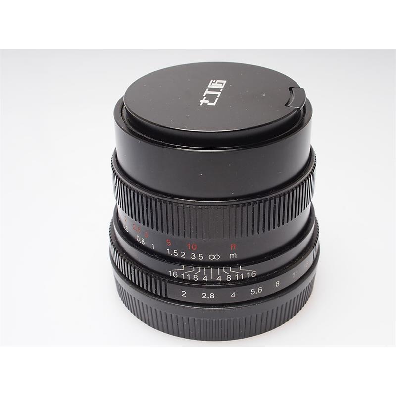7Artisans 35mm F2 - Sony E Thumbnail Image 0