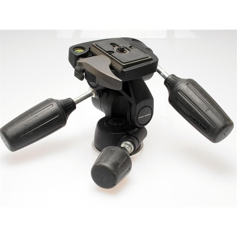 Manfrotto 804RC2 Basic Pan & Tilt Head QR Thumbnail Image 1