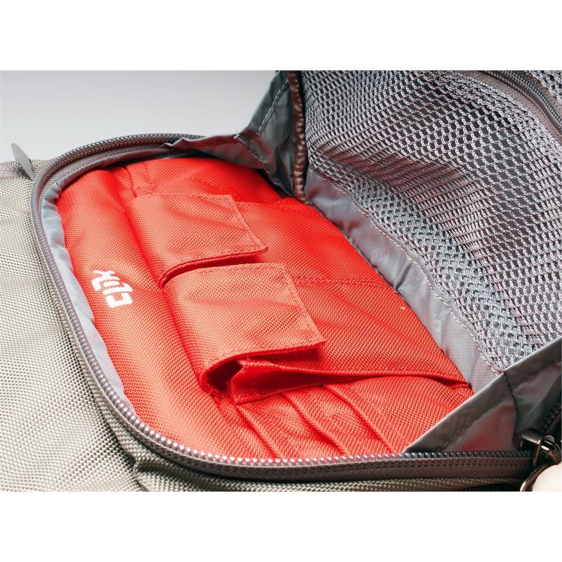 Clik Elite Elite Backpack - Grey/Green Thumbnail Image 2