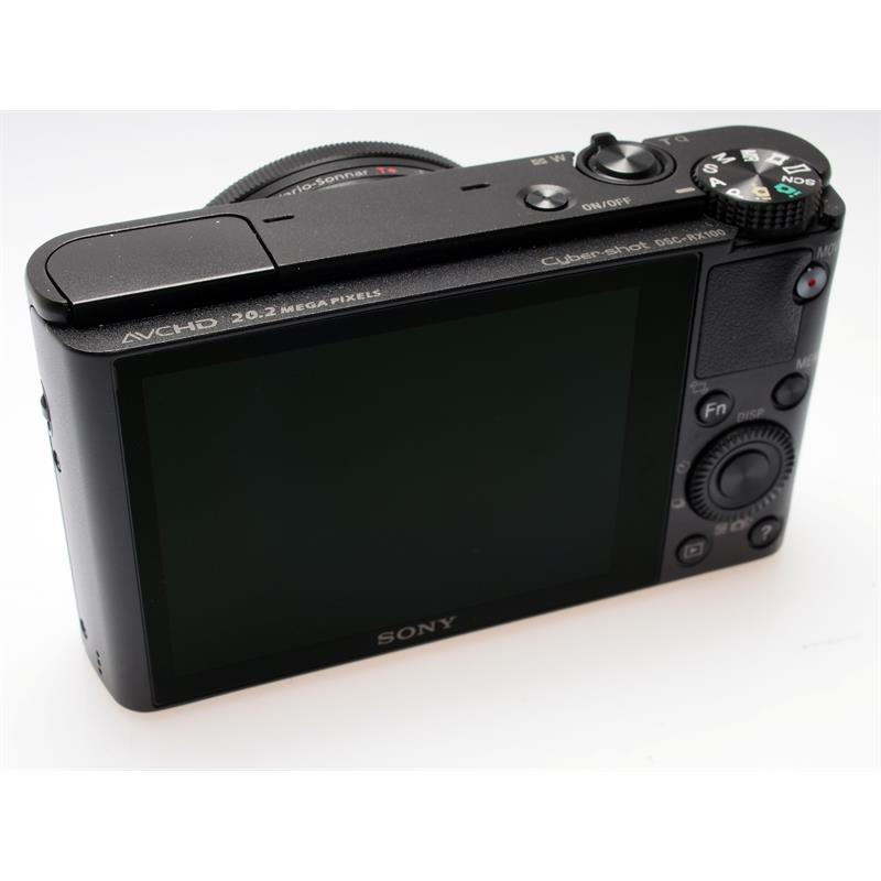 Sony DSC RX100 Thumbnail Image 1