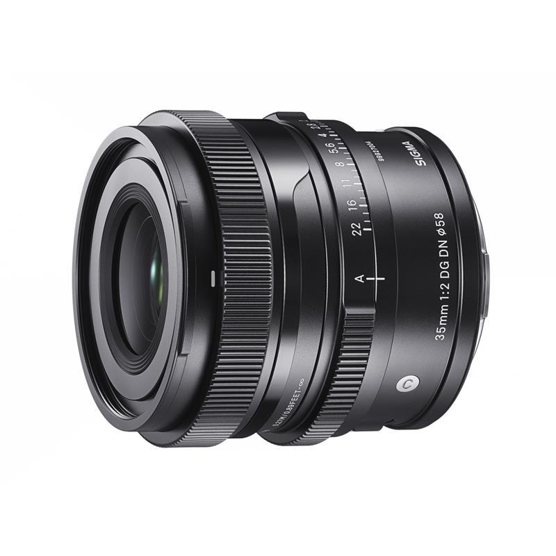 Sigma 35mm F2 DG DN I C - Sony E  Thumbnail Image 0