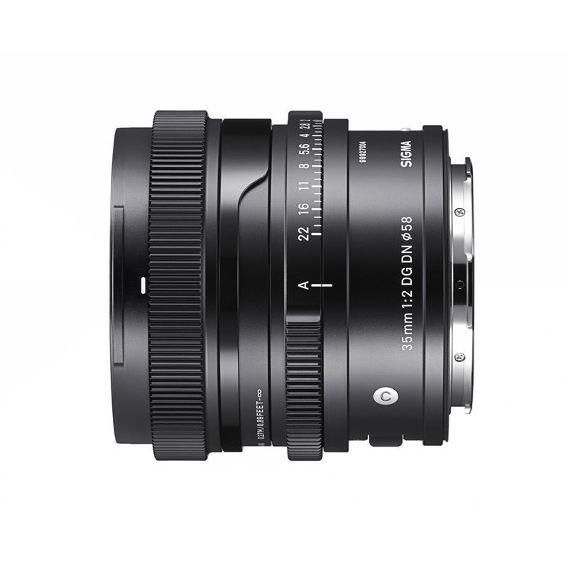 Sigma 35mm F2 DG DN I C - Sony E  Thumbnail Image 1