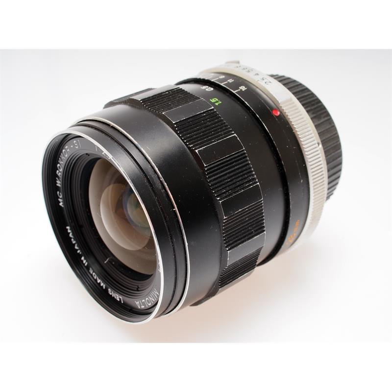 Minolta 28mm F2.5 MC Thumbnail Image 0