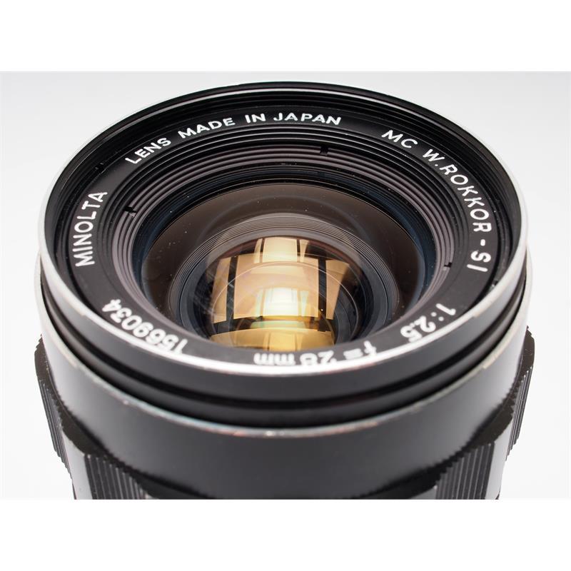 Minolta 28mm F2.5 MC Thumbnail Image 1
