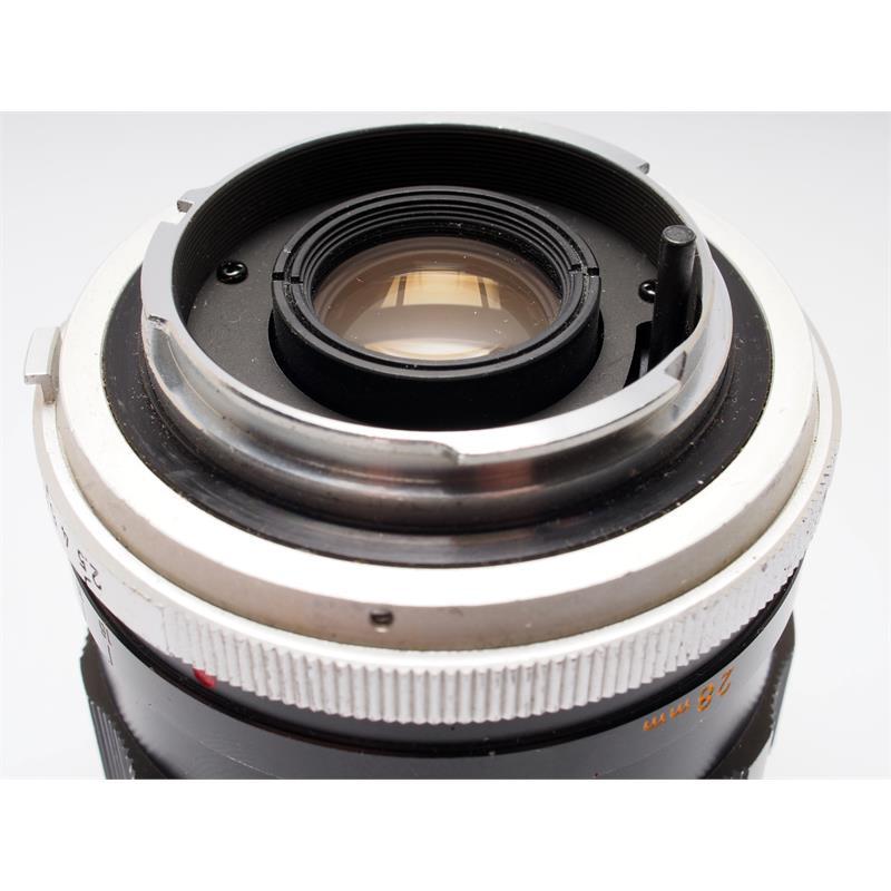 Minolta 28mm F2.5 MC Thumbnail Image 2