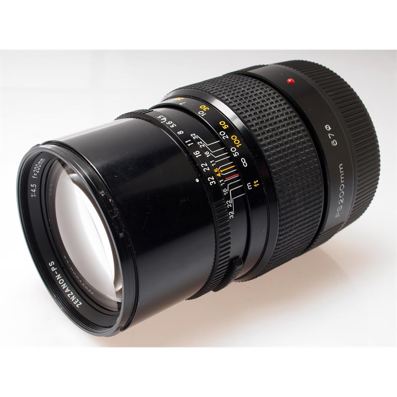 Bronica 200mm F4.5 PS Thumbnail Image 0