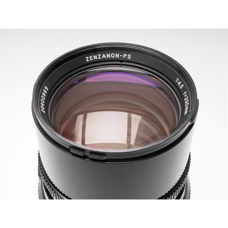 Bronica 200mm F4.5 PS Thumbnail Image 1